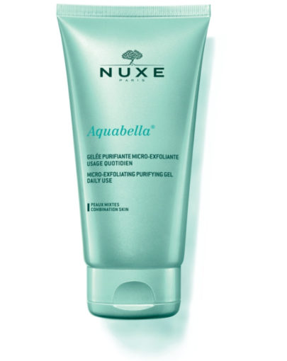 NUXE AQUABELLA Micro-Exfoliating Purifying Gel 150ml